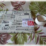 セリア ファスナーケース ミルクパン型ボウル