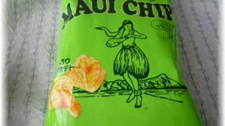 マウイチップス ハワイアンサワークリーム味