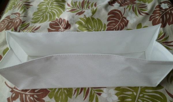 無印良品 ポリプロピレンケース用 不織布仕切ケース 小
