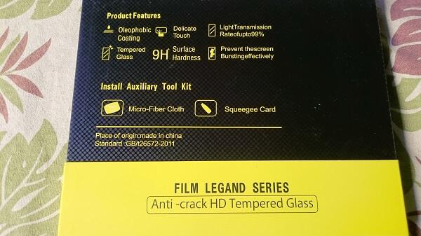 Fire HD 10 ガラスフィルム